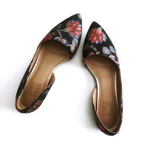 Naturalizer - Floral Slip On Flats
